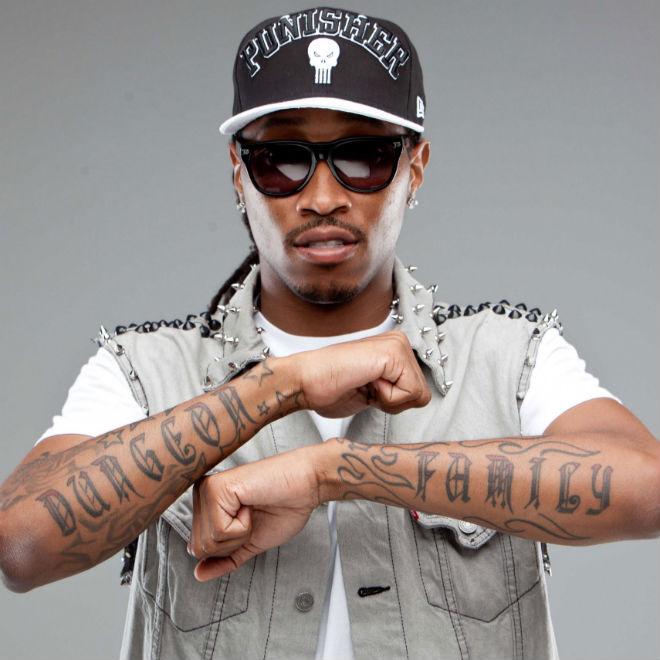Future featuring Pusha T & Pharrell – Move That Dope