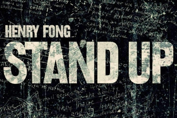 Henry Fong - Stand Up (EP)