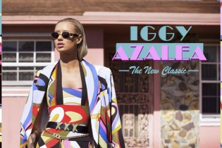 Iggy Azalea Reveals Album Artwork and Announces 'The New Classic' Tour