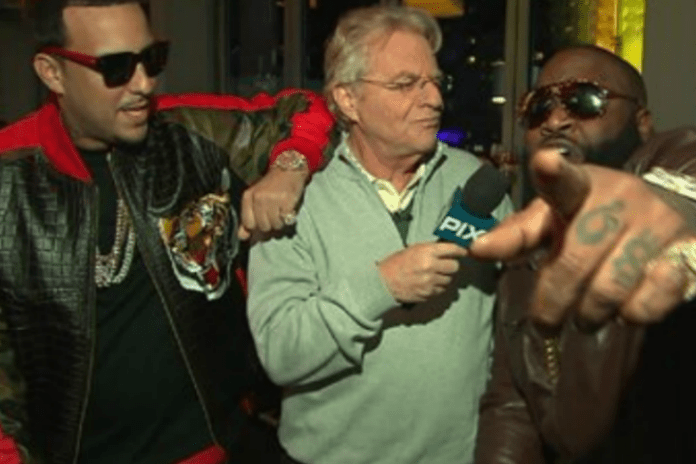 Jerry Springer Interviews Rick Ross & French Montana