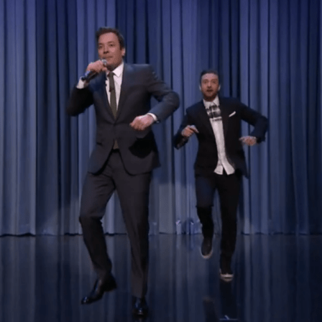 Justin Timberlake & Jimmy Fallon - History of Rap 5