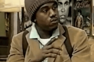 Watch Kanye West's First Ever Appearance on Rap City