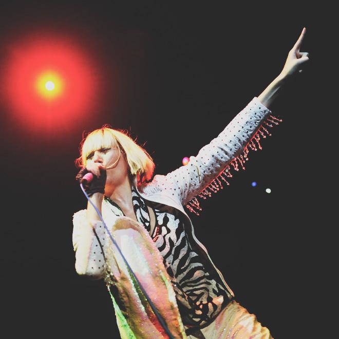 Karen O featuring Ezra Koenig - The Moon Song