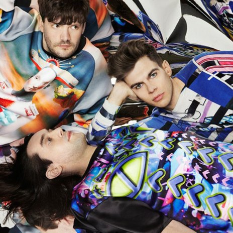 Klaxons - Children of the Sun (Prod. by The Chemical Brothers' Tom Rowland)