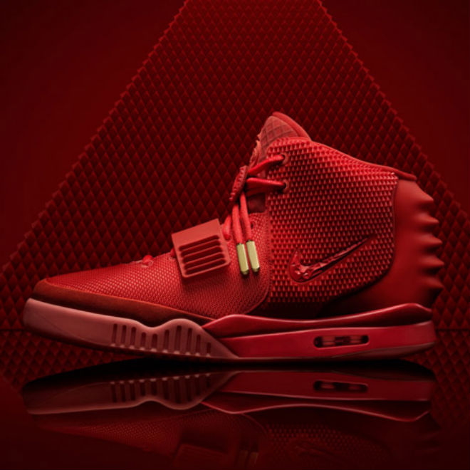 NIKE Releases Kanye West's Air Yeezy II Red October Out Of Nowhere