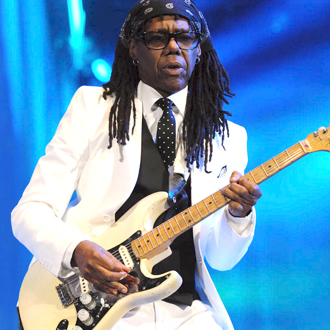 Nile Rodgers Discusses the Return of Disco, Working with Daft Punk and Teases New Track with David Guetta