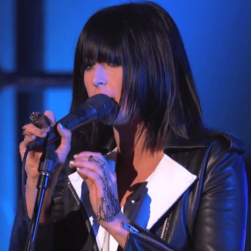 """Phantogram Performs """"Black Out Days"""" & """"Fall In Love"""" On 'Jimmy Kimmel Live'"""