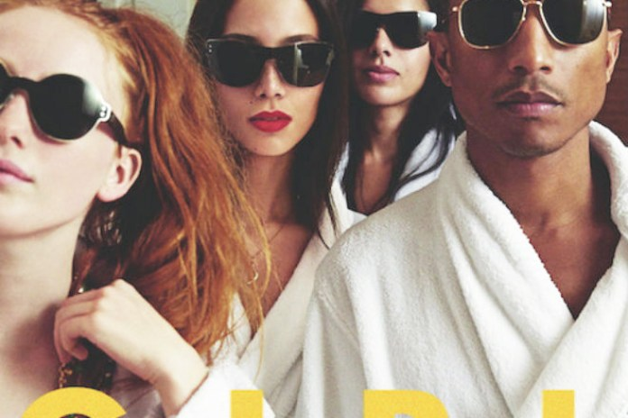 """Pharrell Defends His 'G  I  R  L' Album Cover: """"They Jumped The Gun"""""""