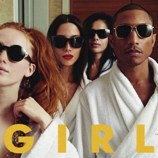 Pharrell - G I R L (Album Stream)
