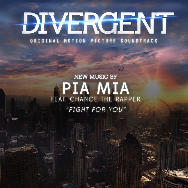 Pia Mia featuring Chance The Rapper - Fight For You