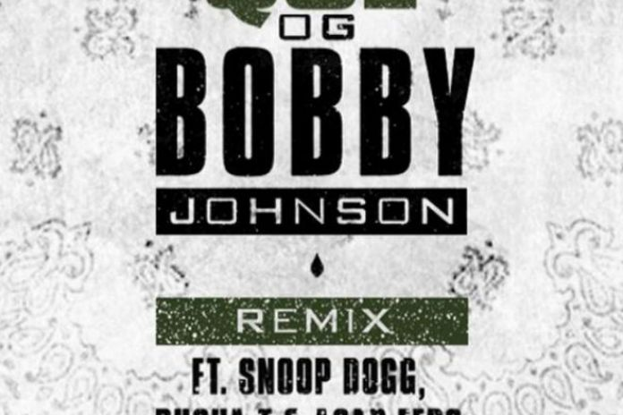 Que featuring Snoop Dogg, Pusha T & A$AP Ferg - OG Bobby Johnson (Remix)