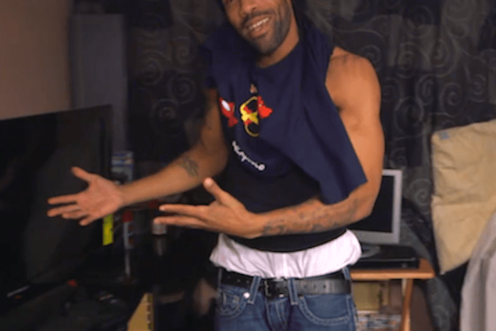 MTV Cribs Retro Rewind: Redman