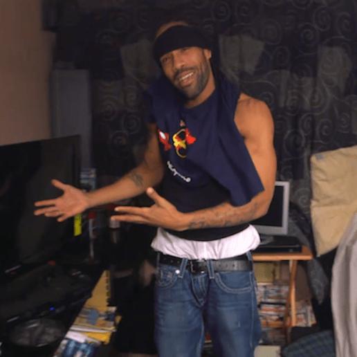 MTV Cribs Retro Rewind: Redman