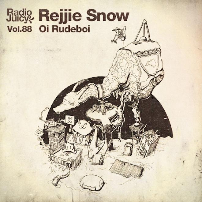 Rejjie Snow - Oi Rudeboi (Radio Juicy Mix)