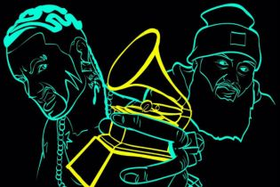 RiFF RAFF featuring Action Bronson –  I Shoulda Won A GRAMMY