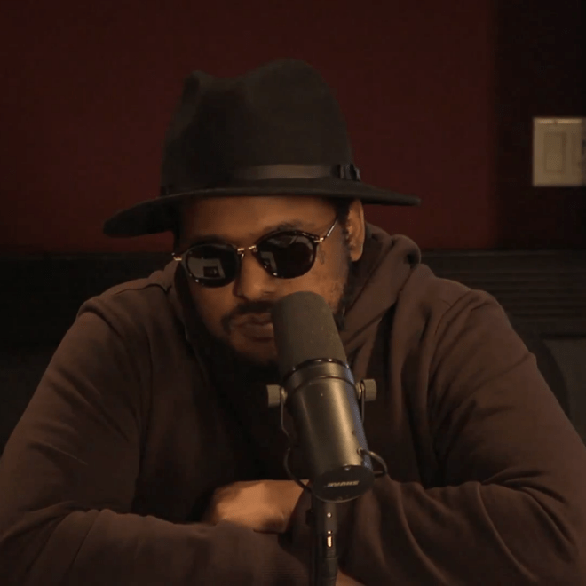 ScHoolboy Q Talks New Album, Drug Addiction & More With Angie Martinez
