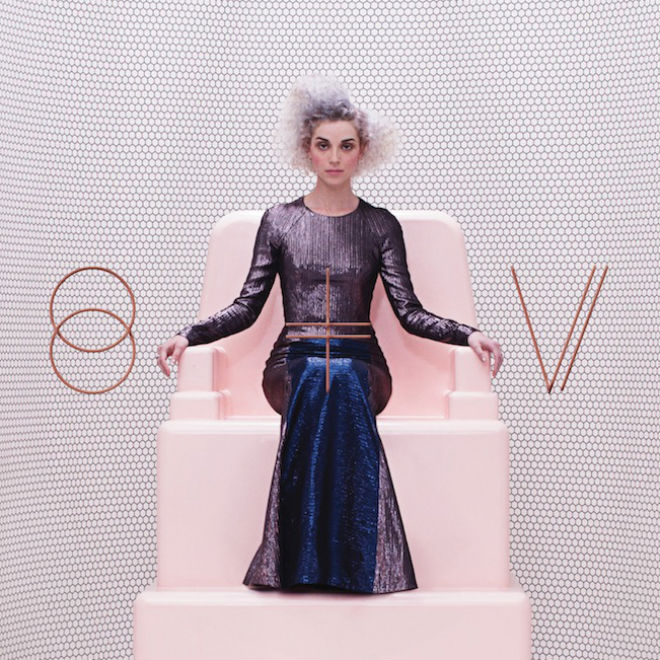 Stream St. Vincent's Self-Titled Album