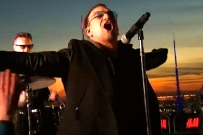 "U2 - ""Invisible"" & ""Ordinary Love"" (Live on Jimmy Fallon)"