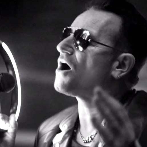 U2 - Invisible (Produced by Danger Mouse)