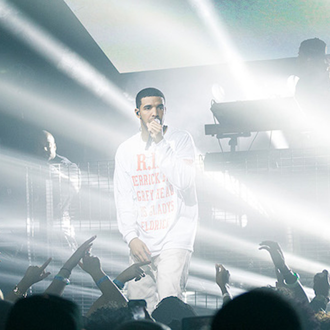 Watch Drake Perform at House of Blues in New Orleans