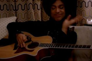 Watch Prince Appearing in 'New Girl'