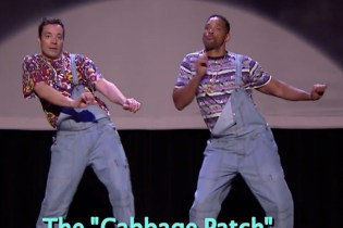 Watch The Evolution of Hip Hop Dance with Jimmy Fallon and Will Smith