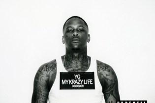 YG - My Krazy Life (Tracklist)