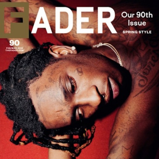 Young Thug & King Krule Set to Cover 'The FADER'