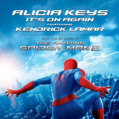 Alicia Keys featuring Kendrick Lamar – It's On Again (Produced by Pharrell)