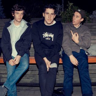 BADBADNOTGOOD - Can't Leave The Night