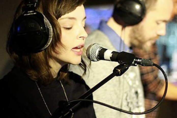 Chvrches - Team (Lorde Cover)