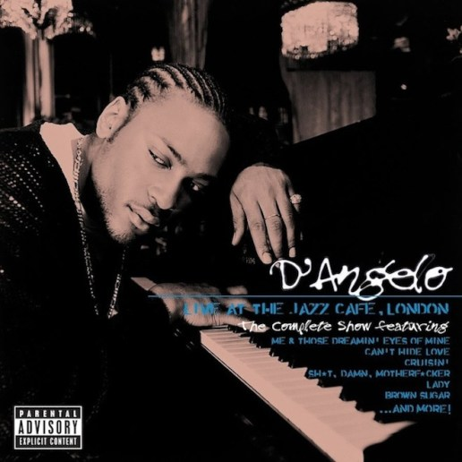 D'Angelo Releases Three Unreleased Songs