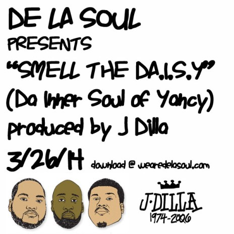 De La Soul - Vocabulary Spills (Produced by J Dilla)