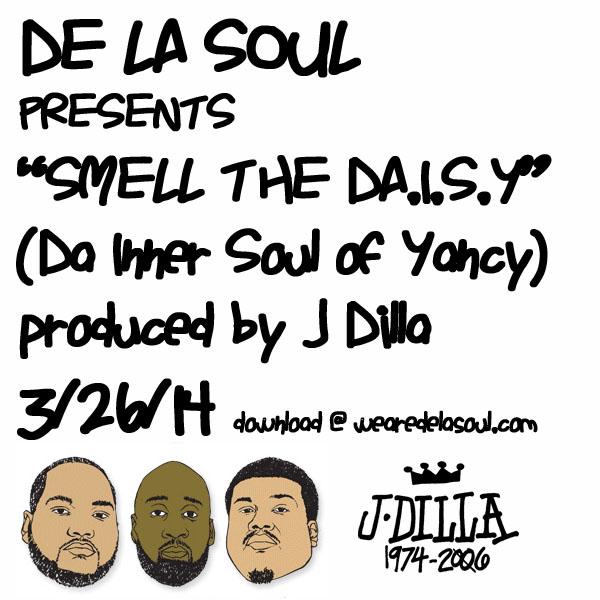 De La Soul - Vocabulary Spills (Produced by J Dilla)