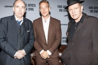 "Watch Diplo and The Clash in ""Back and Forth"" Session"