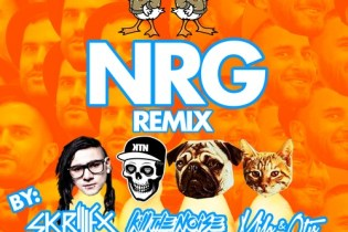 Duck Sauce – NRG (Skrillex, Kill The Noise, Milo & Otis Remix)