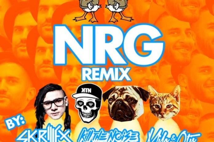 Duck Sauce – NRG (Skrillex, Kill The Noise, Milo & Otis Remix)