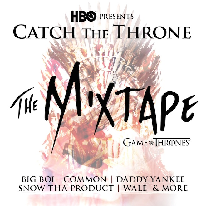 HBO's Game of Thrones - Catch The Throne (Mixtape)