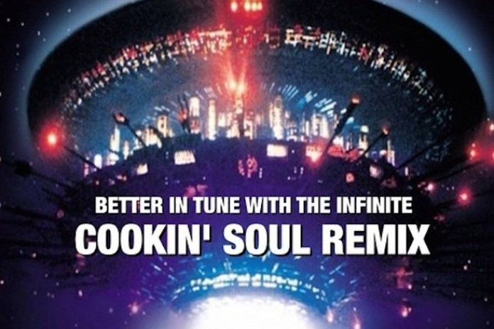 Jay Electronica - Better in Tune with the Infinite (Cookin Soul Remix)
