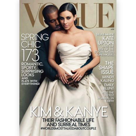 Kanye West & Kim Kardashian Cover Vogue Magazine + Behind the Scenes Video