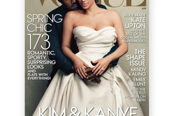 Kanye West & Kim Kardashian Cover Vogue Magazine + Behind the Scenes Video