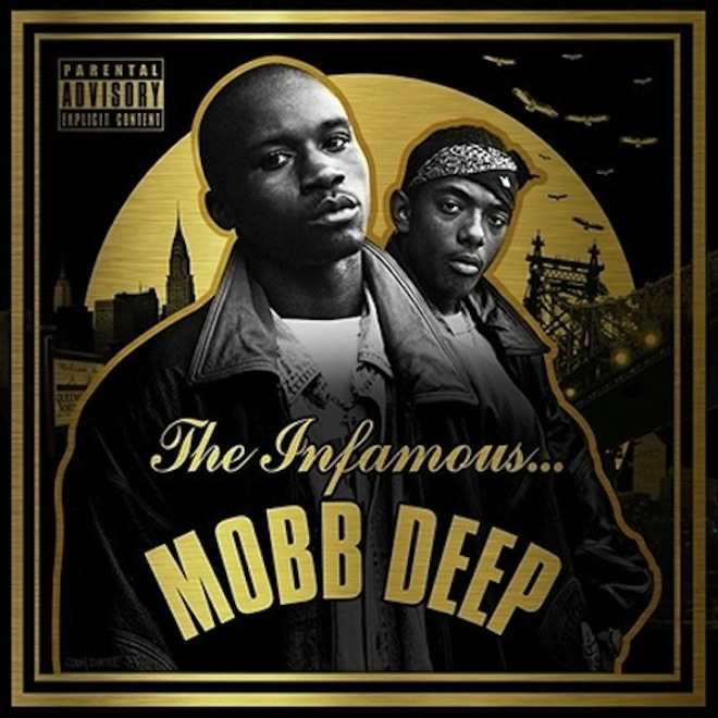 Mobb Deep - The Infamous Mobb Deep (Album Stream)