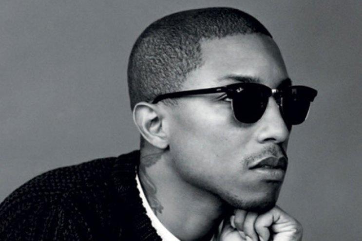 Pharrell Talks Oscars, Touring and Alicia Keys' Next Album on The Angie Martinez Show