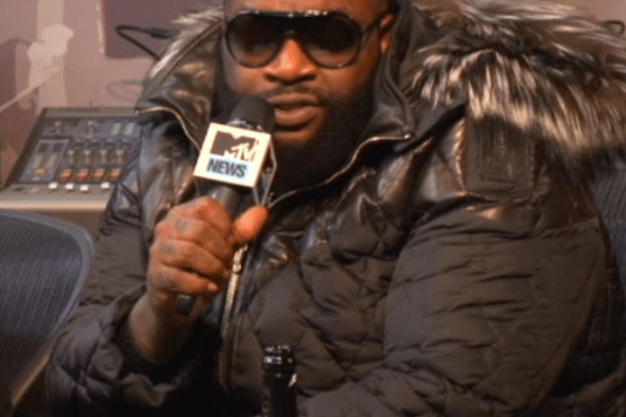 Rick Ross Relfects on His Correction Officer Days with MTV