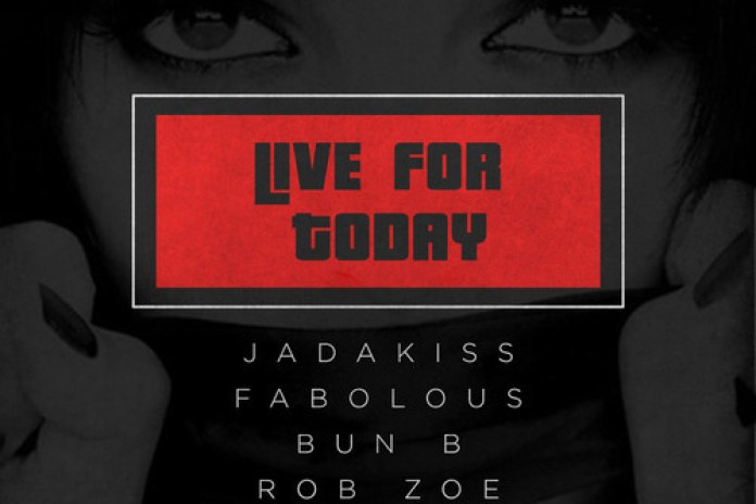 Sean C. & LV featuring Fabolous, Jadakiss, Bun B, Rob Zoe and Anthony King - Live For Today