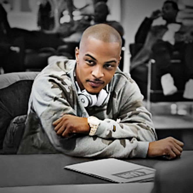 A Conversation with T.I.: Acting's Role In the Rapper's Illustrious Career