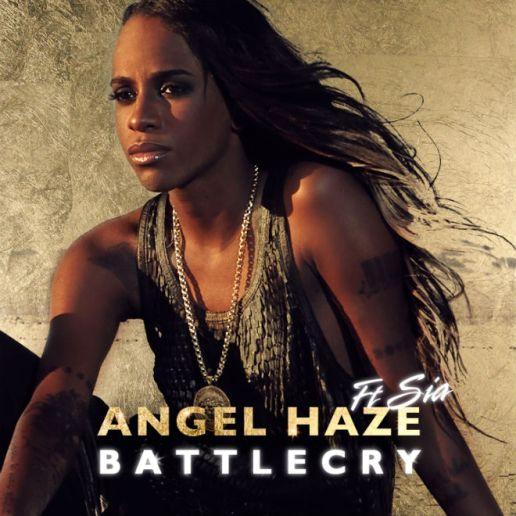 Angel Haze - Battle Cry (Acoustic Version)