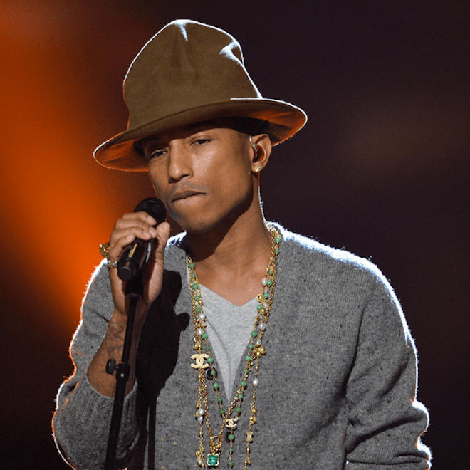 Arby's Buys Pharrell's Hat For $44,000