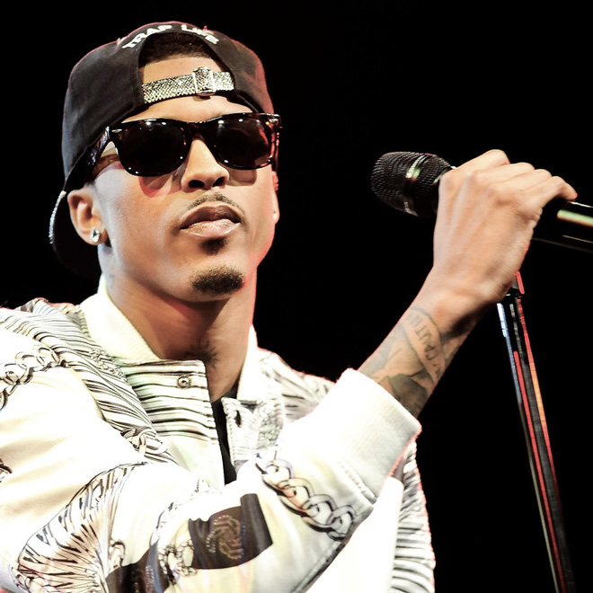 August Alsina featuring Rick Ross - Benediction