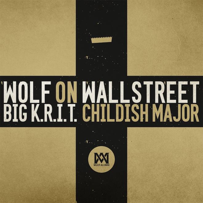 Big K.R.I.T. - Wolf On Wallstreet
